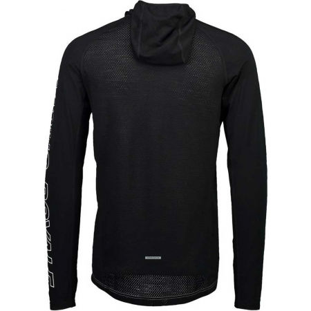 Men's merino wool functional T-shirt with long sleeves - MONS ROYALE TEMPLE TECH - 2