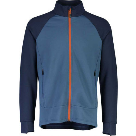 MONS ROYALE NEVIS WOOL FLEECE - Men's sweatshirt with merino wool