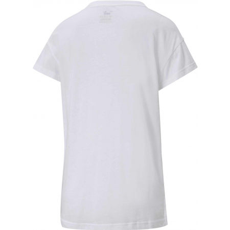 Women's sports t-shirt - Puma ACTIVE LOGO TEE - 2