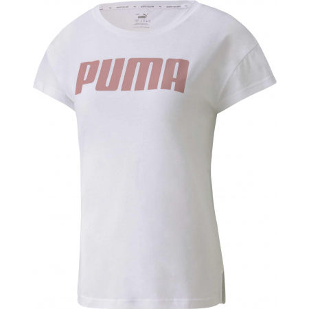 Women's sports t-shirt - Puma ACTIVE LOGO TEE - 1