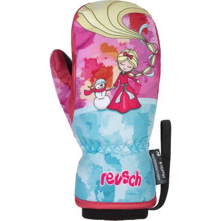 Reusch FRANCI R-TEX XT MITTEN - Dětské zimní rukavice