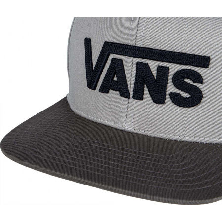 Мъжка шапка с козирка - Vans MN DROP V II SNAPBACK - 3
