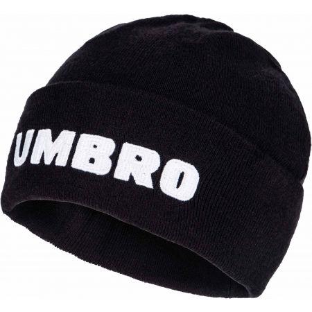 Umbro LOGO BEANIE - Pánská zimní čepice
