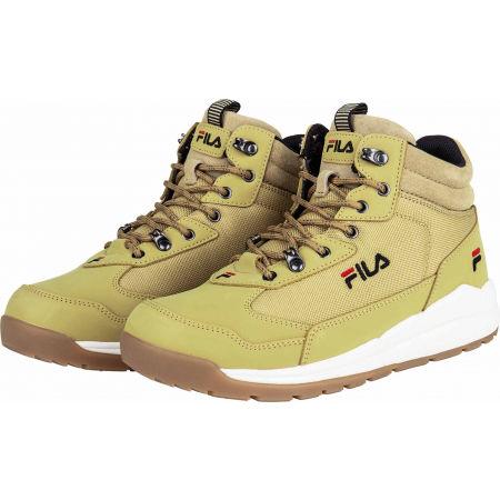 Men's sneakers - Fila ALPHA MID - 2