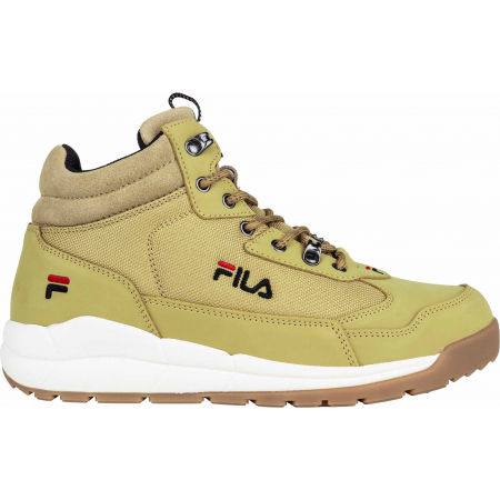 Men's sneakers - Fila ALPHA MID - 3