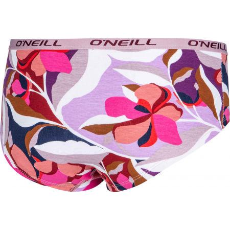 Dámské kalhotky - O'Neill WOMEN HIPSTER CALLA FLORAL - 7