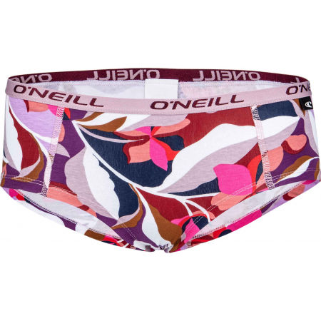 Dámské kalhotky - O'Neill WOMEN HIPSTER CALLA FLORAL - 5