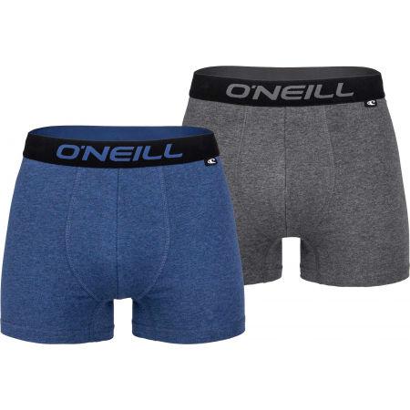 O'Neill BOXER PLAIN 2PACK - Férfi boxeralsó