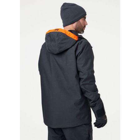 Pánská lyžařská bunda - Helly Hansen GARIBALDI 2.0 JACKET - 3