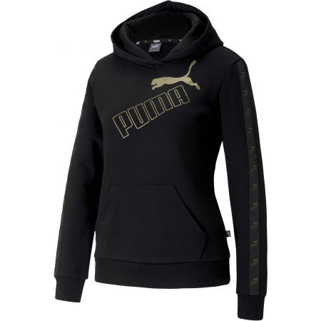 Puma AMPLIFIED HOODIE FL - Hanorac femei