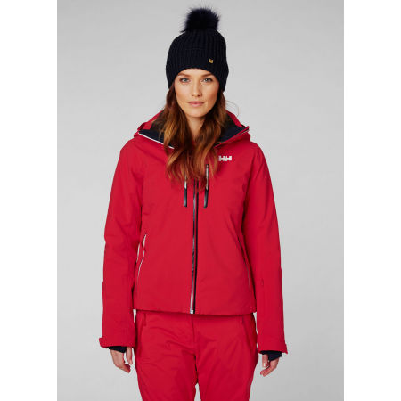 Dámská lyžařská bunda - Helly Hansen W ALPHELIA LIFALOFTJACKET - 3