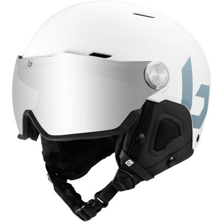 Bolle MIGHT VISOR (52 - 55) CM - Ski helmet with visor