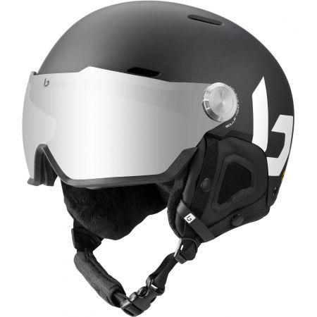 Bolle MIGHT VISOR (55 - 59) CM - Ski helmet with visor