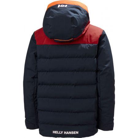 Boys' skiing jacket - Helly Hansen JR CYCLONE JACKET - 2
