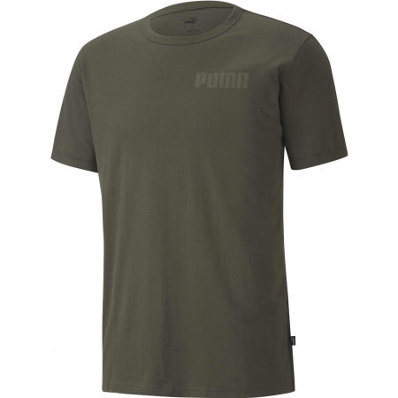 Puma MODERN BASICS TEE - Pánske tričko