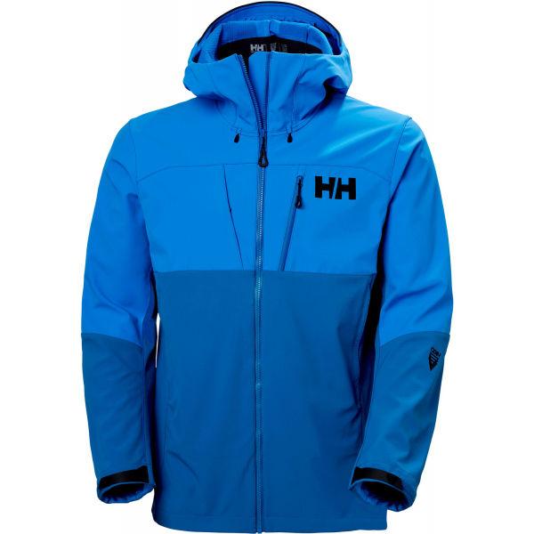 Helly Hansen ODIN MOUNTAIN SOFTSHELL JACKET - Pánska softshellová bunda