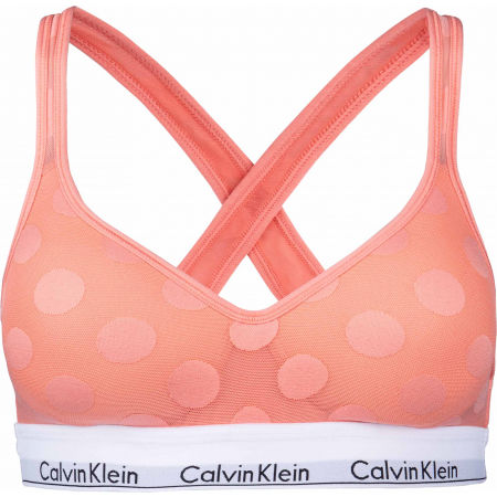 Calvin Klein LGHT LINED BRALETTE - Дамско бюстие;