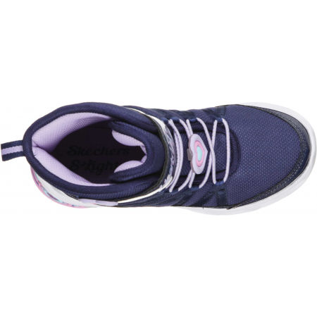 Детски зимни обувки - Skechers SWEETHEART LIGHTS - 4
