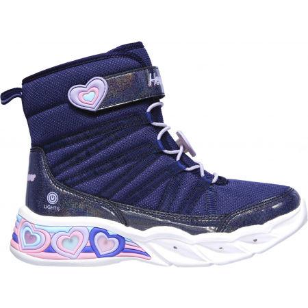 Детски зимни обувки - Skechers SWEETHEART LIGHTS - 2