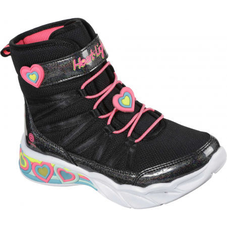 Children's winter shoes - Skechers SWEETHEART LIGHTS - 1