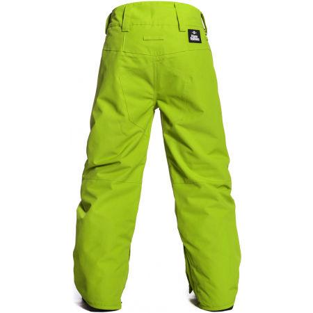 Spodnie narciarskie/snowboardowe chłopięce - Horsefeathers REESE YOUTH PANTS - 2