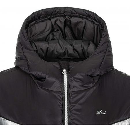 Dámská zimní bunda - Loap OKTIE - 4