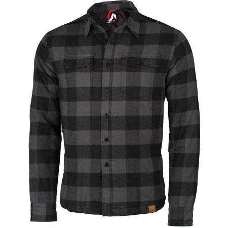 Northfinder RIHVES - Men's insulated shirt