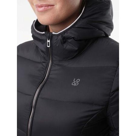 Dámský zimní kabát - Loap IPIZA - 4