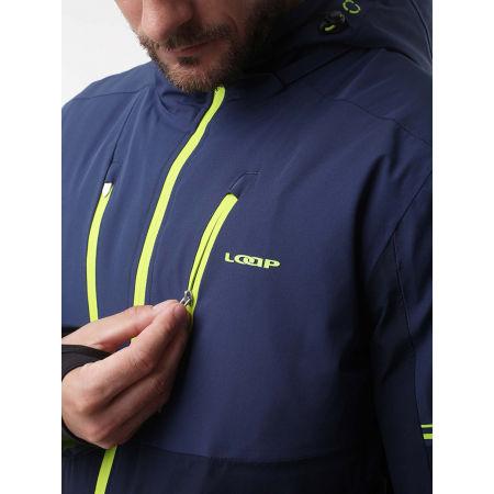 Men's ski jacket - Loap FOBBY - 11