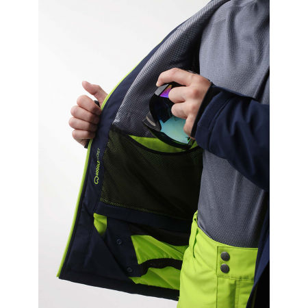 Men's ski jacket - Loap FOBBY - 16