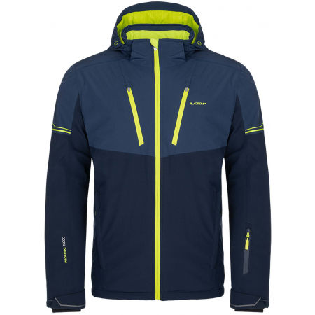 Men's ski jacket - Loap FOBBY - 1