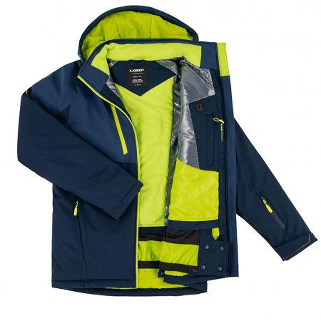 Men's ski jacket - Loap FOBBY - 3