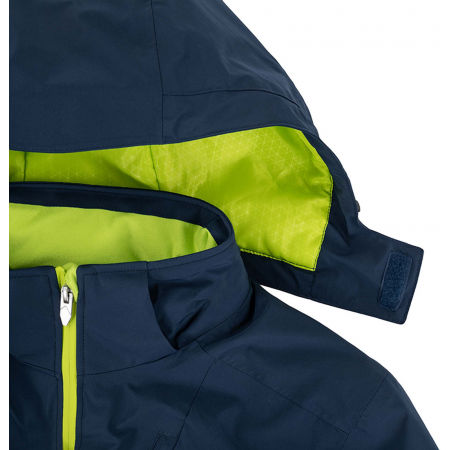 Men's ski jacket - Loap FOBBY - 4