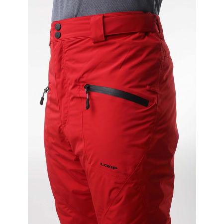 Pánské lyžařské kalhoty - Loap OLIO - 5