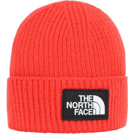 The North Face TNF LOGO BOX CUFFED BEANIE - Čepice