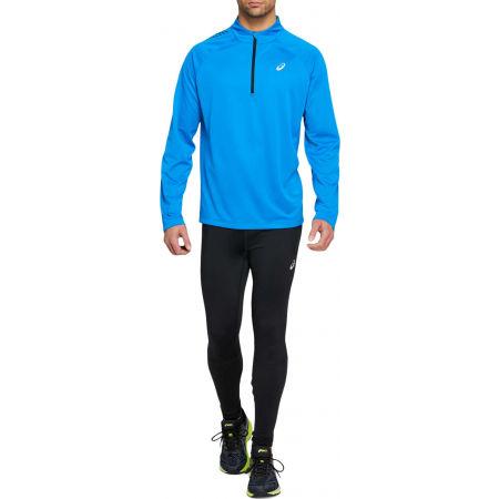 Мъжка блуза - Asics ICON LS 1/2 ZIP - 6