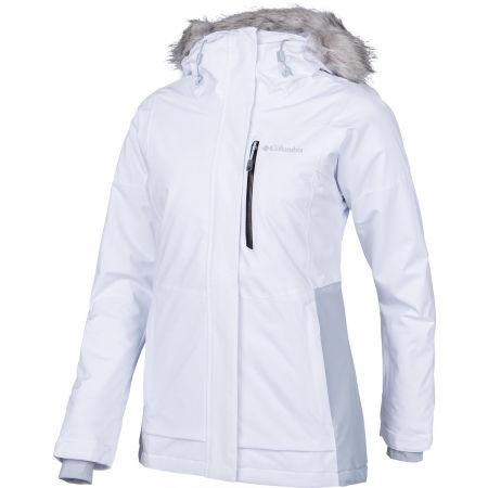 Dámská zateplená lyžařská bunda - Columbia AVA INSULATED JACKET - 2