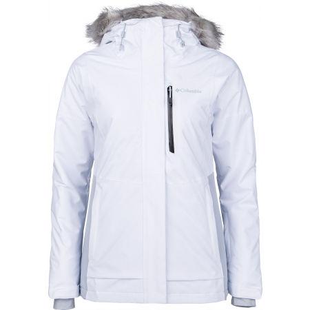Columbia AVA INSULATED JACKET - Dámská zateplená lyžařská bunda