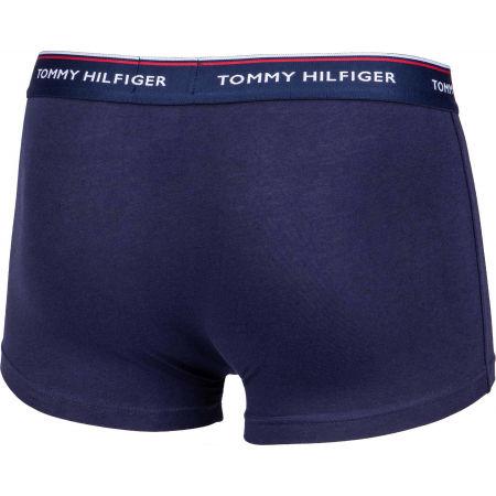 Pánské boxerky - Tommy Hilfiger 3P LR TRUNK - 4