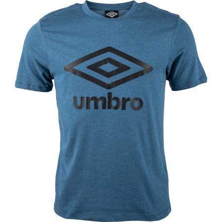 Umbro FW LARGE LOGO TEE - Pánske tričko