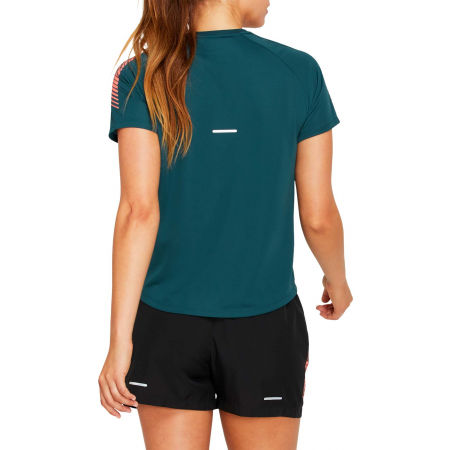 Women's sports T-shirt - Asics ICON SS TOP - 2