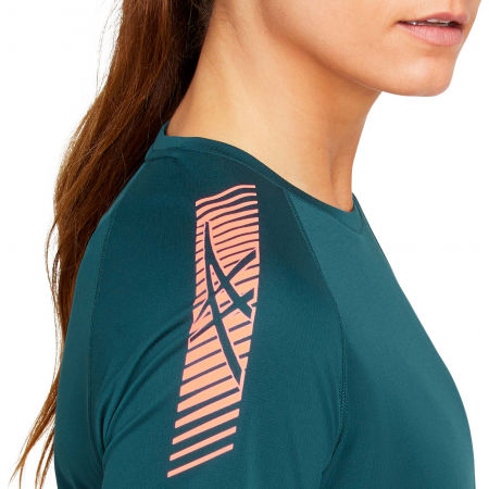 Women's sports T-shirt - Asics ICON SS TOP - 4