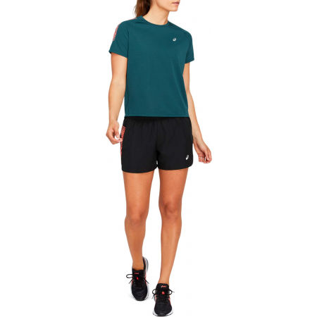 Women's sports T-shirt - Asics ICON SS TOP - 5