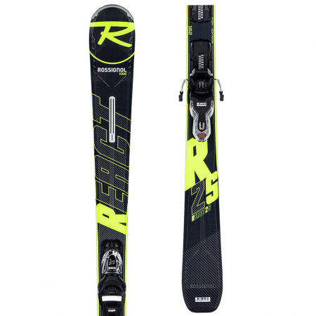 Rossignol REACT 2S+XPRESS 10 GW - Men's downhill skis
