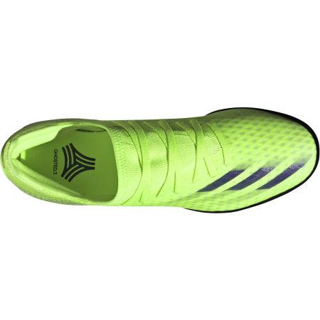 Pánské turfy - adidas X GHOSTED.3 TF - 4