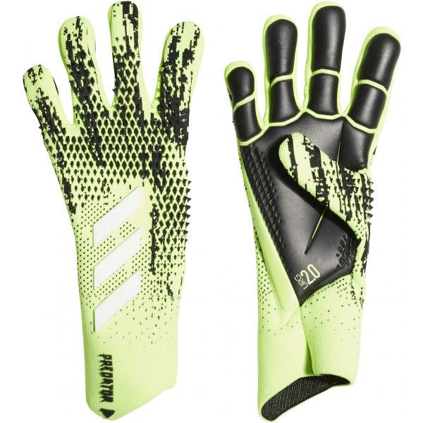adidas PREDATOR GL PRO  10 - Pánske futbalové rukavice