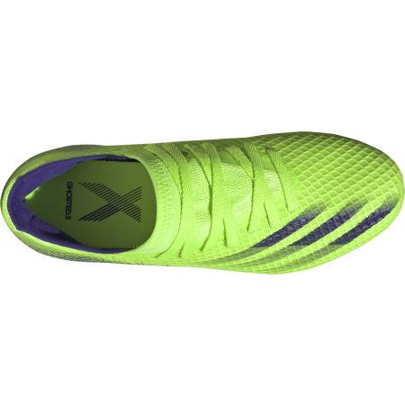 Dětské kopačky - adidas X GHOSTED.3 FG J - 4