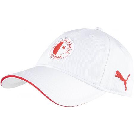 Puma TEM CAP BLK SLAVIA PRAGUE - Kšiltovka