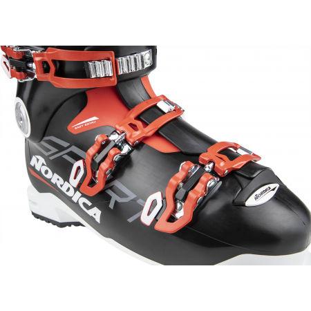 Pánské lyžařské boty - Nordica SPORTMACHINE 90 - 8