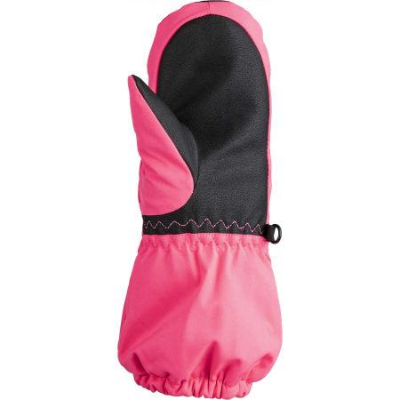 Kids' winter gloves - ALPINE PRO DGARO - 2